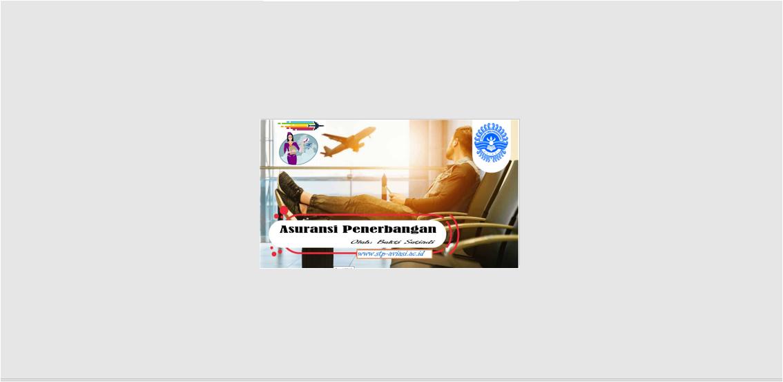 20211 - MTU - ASURANSI PENERBANGAN Kelas AA